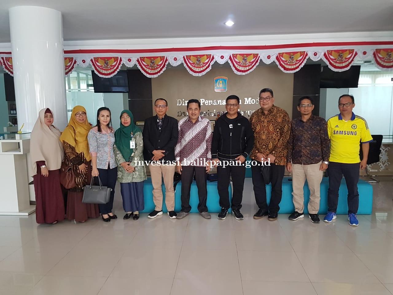 Kunjungan Kerja DPRD Kab Kutai Kartanegara