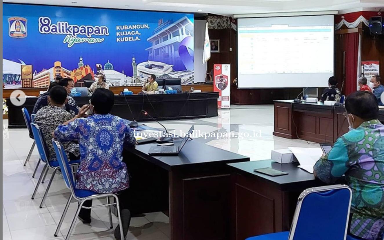 Rapat koordinasi Evaluasi Pelaksanaan Program Pencegahan Korupsi Terintegrasi tahun 2020