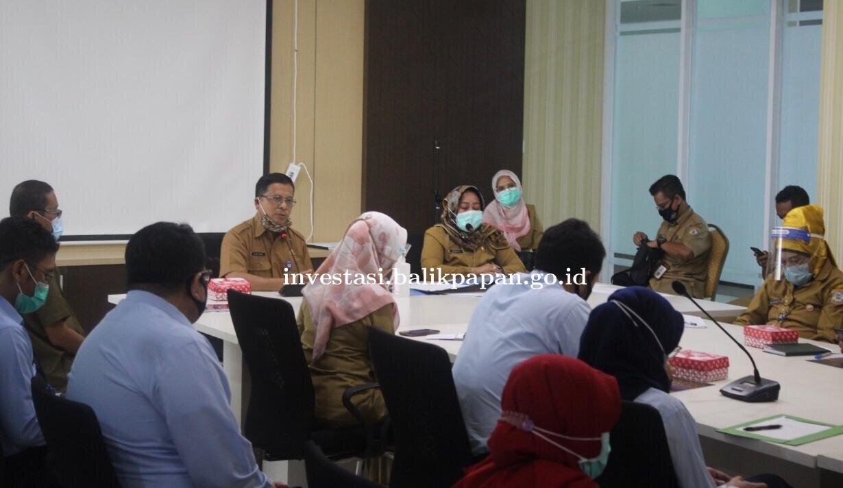 Rapat Koordinasi Dalam Rangka Membangun Kerjasama Dalam Penyelenggaraan Mal Pelayanan Publik