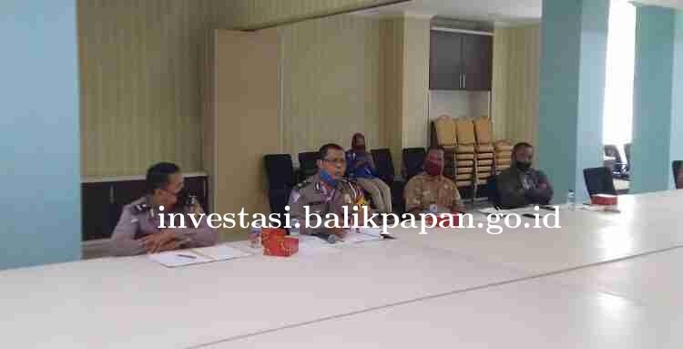 Rapat Pembahasan Dokumen Andalalin