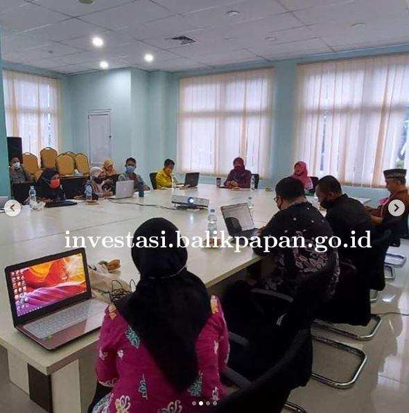 Sosialisasi dan Pelatihan IUMK OSS oleh Kecamatan