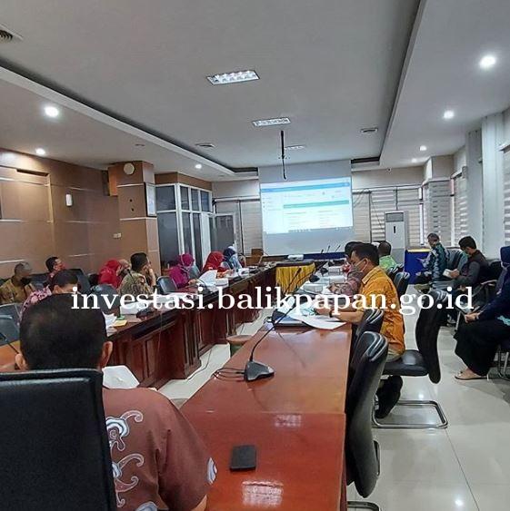 Rapat Koordinasi Evaluasi Program Pemberantasan Korupsi Terintegrasi KPK RI tahun 2020
